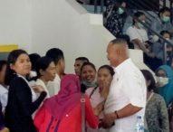Tenaga Pendukung Teknis Perkantoran RSUD Larantuka, Teken Kontrak Baru