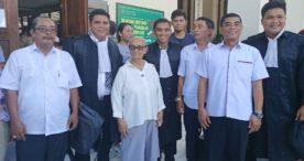 Kasasi JPU Ditolak Hakim, Keempat Terdakwa Bebas