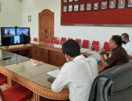 Gelar Rapat Online, Kejari Denpasar Siap Berikan Legal Opinion Terkait Pengadaan APD