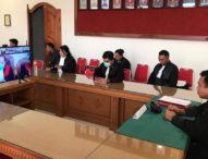 PN Denpasar Gelar Sidang Online Perdana, Salah Satunya Sidang Kasus Maling Handphone