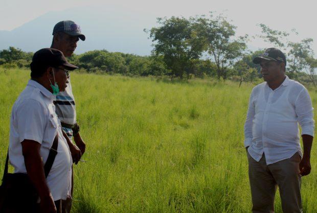 Warga Desa Pamakayo dan Lewonama Sambut Gembira Padat Karya Pengembangan Kelor