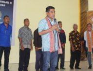 PAN Berbagi Dipulangnnya Anak Kampung, Ahmad Yohan