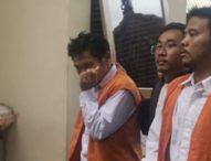 Jadi Kurir Jualan Sabu, Sidik Nangis Divonis 7 Tahun Penjara