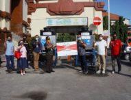 Asosiasi BUMN Serahkan Bantuan 2 Wastafel Portabel ke Pemkot Denpasar