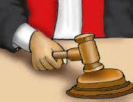 Aneh, Bertemu dengan Pihak  Berpekara Hakim Rumega Sebut Bahas Covid 19