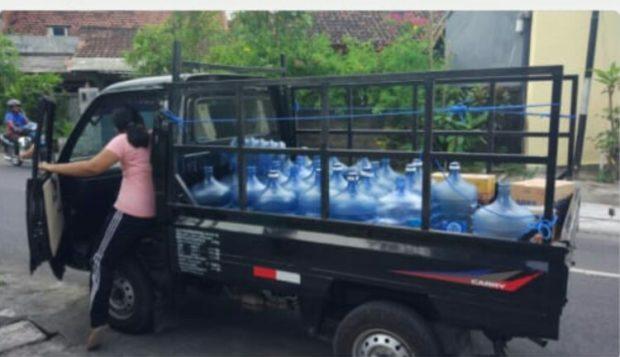 BUMDes di Denpasar Bergerak Bersama Cegah Penularan Covid-19