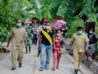Terpantau Sehat, Lima Pelaku Karantina Mandiri di Desa Kalelu Tinggalkan Tempat Karantina