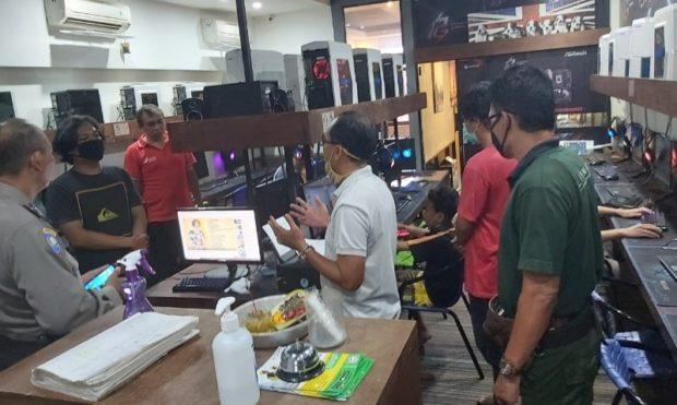 SatgasCovid 19 Desa/Lurah di Denpasar Gelar Monitoring Berkelanjutan