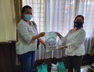 Pemkot Denpasar Salurkan Sembako Sasar ODP, PDP dan Keluarga Pasien Positif Covid 19
