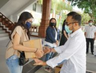 Denpasar kembali Salurkan Bantuan Sembako Kepada Pelaku Pariwisata Yang di PHK