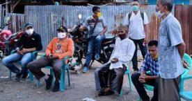 22 Warga Dusun Binongko-Sagu Siap Jalani Prosedur SWAB dan Rapid