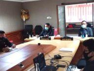 Sidang Paripurna DPRD Kota Denpasar Digelar Secara Virtual