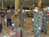 PMI Datang Lagi Via Udara dan Laut, Pangkogasgabpad Pantau Langsung di Bandara