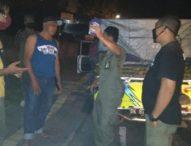 Sat Pol PP Kota Denpasar Tertibkan Pedagang di Kawasan Jalan Sulawesi