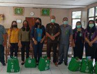 PN Denpasar Bagikan Sembako ke Panti Asuhan dan Pegawai Honorer