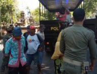 Satpol PP Kota Denpasar Kembali Tertibkan 8 Orang Gelandangan dan Pengamen