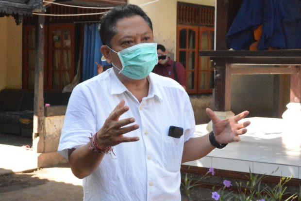 Panen Sayur, Rai Mantra Ajak Masyarakat Ciptakan Ketahanan Pangan Skala Keluarga