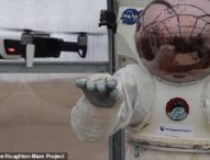 Sarung Tangan Pintar untuk Kendalikan Peralatan NASA