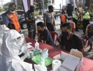 Cegah Penyebaran Covid-19, Pemkot Lakukan Rapid Tes di Pintu Masuk Kota Denpasar