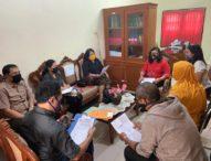 Disperindag Kota Denpasar Sosialisasikan PKM Protokol Kesehatan Berniaga ke Pelaku Usaha