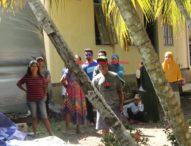 Negatif SWAB Pertama, 8 Penghuni Karantina di Flotim Pulang Kampung