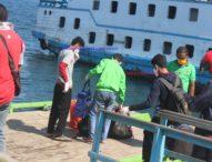 Usai Laksanakan SWAB II, Lima Penghuni Rumah Karantina di Flotim Pulang Kampung