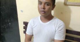 Perwira  AL Gadungan,Siap Kembalikan Uang Korban