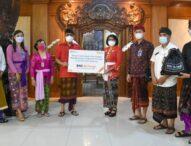 Pemkot Terima Bantuan Paket Sembako Dari BNI Cabang Denpasar