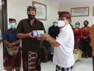 Pemprov Bali Bagikan 175.000 Masker
