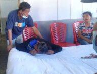 Rumah Duka Di Balela -Flotim, Terselimuti Rasa Haru Saat Orang Tua MBC Tiba