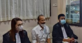 Diduga Menyuruh Memasukkan Keterangan Palsu, Zaenal Tayeb Diseret ke Pengadilan