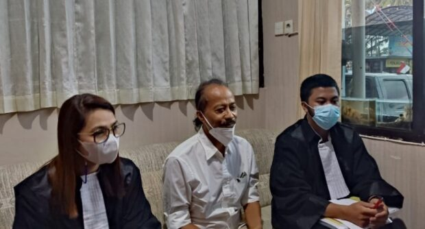 Tanggapi Eksepsi, Jaksa Minta Sidang Zaenal Tayeb Dilanjutkan