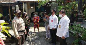 Tekan Penyebaran Covid 19, Desa Peguyangan Kangin Gencar Laksanakan Tracking