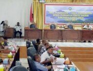 Telusuri Pemanfaatan Dana Covid-19, DPRD Flotim Kecewa, Dokumen Baru Terbagikan Jelang Sidang