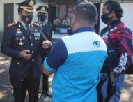200 Personil Polres Flotim Dan 1 Pleton Brimob Siap Amankan  Pilkades